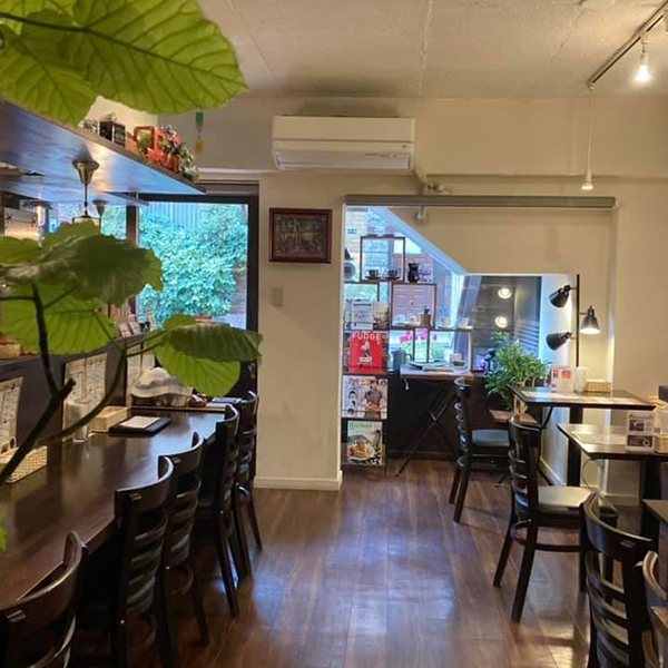 カフェ「つげの木」の写真③