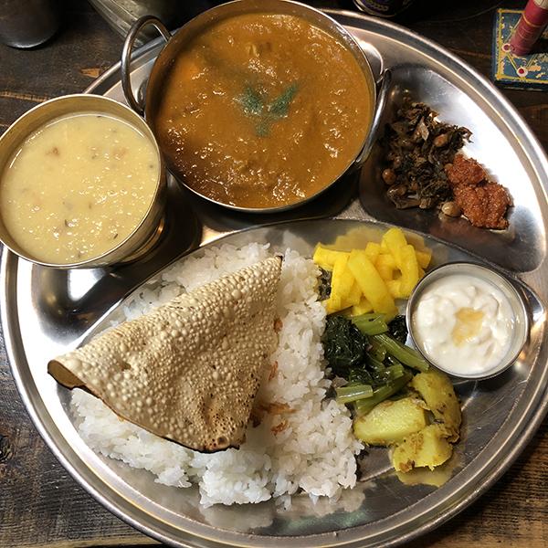 ネパール料理店kukuri